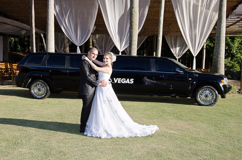 Aluguel de Limousine Casamentos de Luxo Preço Bairro do Limão - Limousine de Casamento