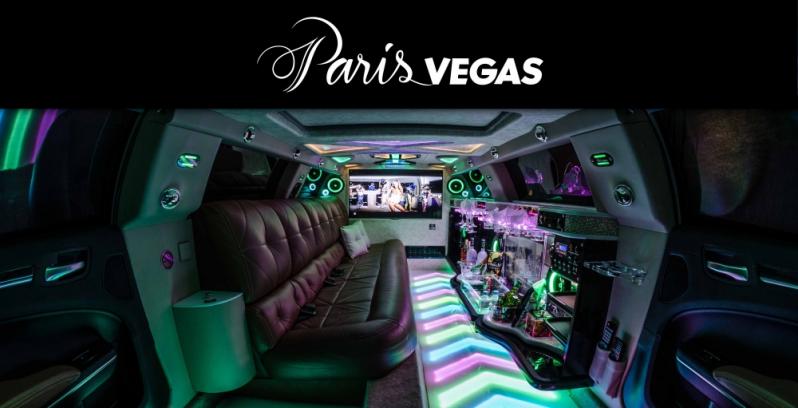 Aluguel de Limousine de Luxo Branca para Bodas de Casamento Pari - Limousine de Luxo para Ações Corporativas