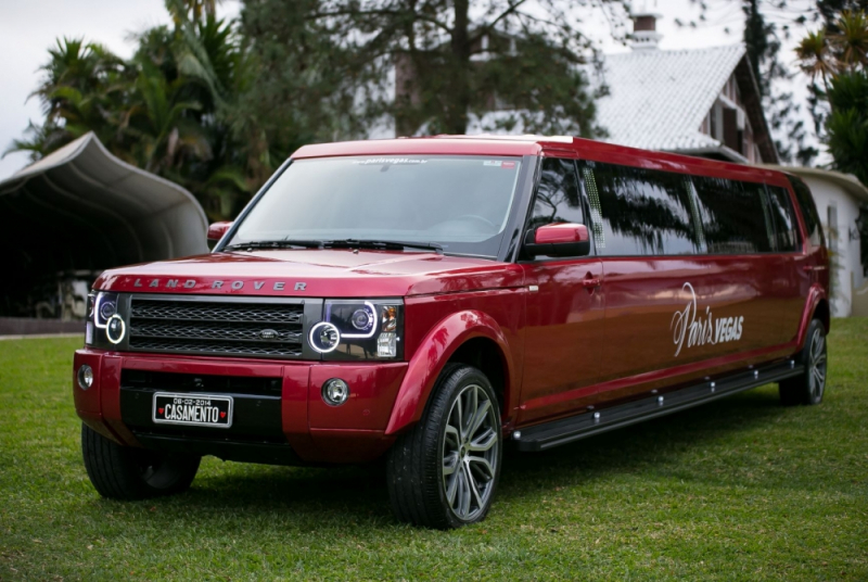 Aluguel de Limousine de Luxo para Despedida Água Bonita - Aluguel de Limousine para Despedida