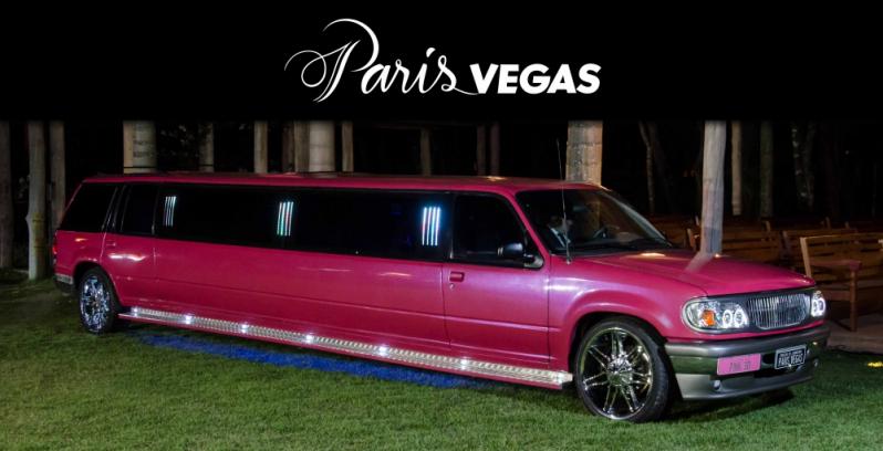 Aluguel de Limousine Rosa para Festa Vila Esperança - Aluguel de Limousine Branca para Festas