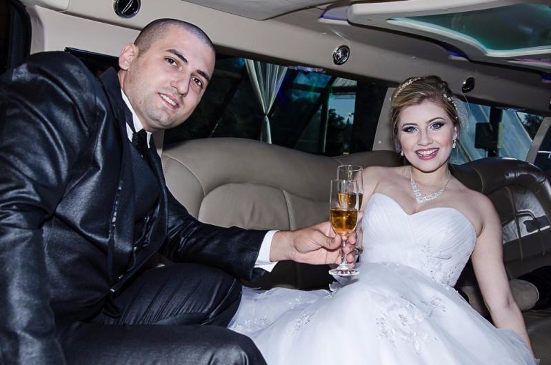 Aluguel Limousine de Casamentos Rio Claro - Limousine de Casamento