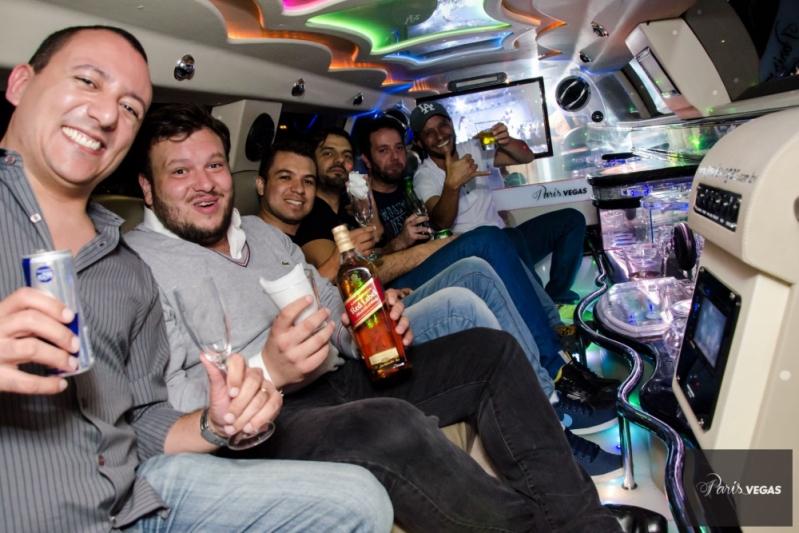 Aluguel Limousine para Formatura Nova Piraju - Aluguel Limousine para Casamento