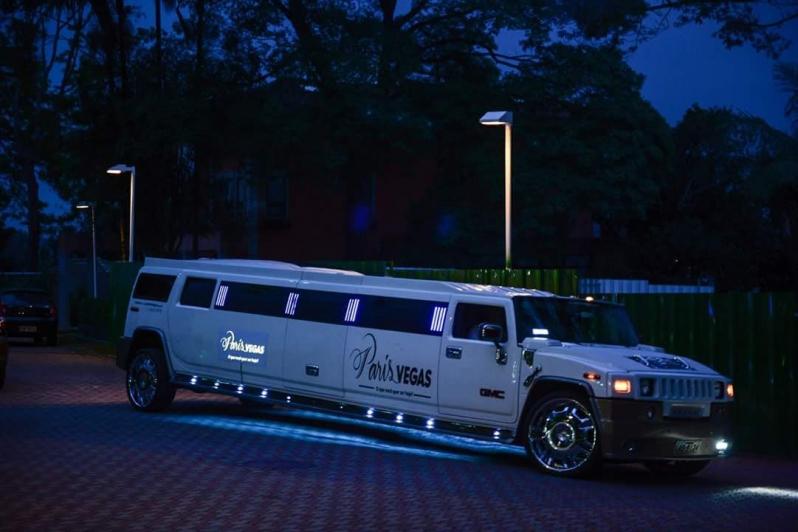 Limousine para Aniversário Preço Jurubatuba - Limousine para Bodas de Casamento