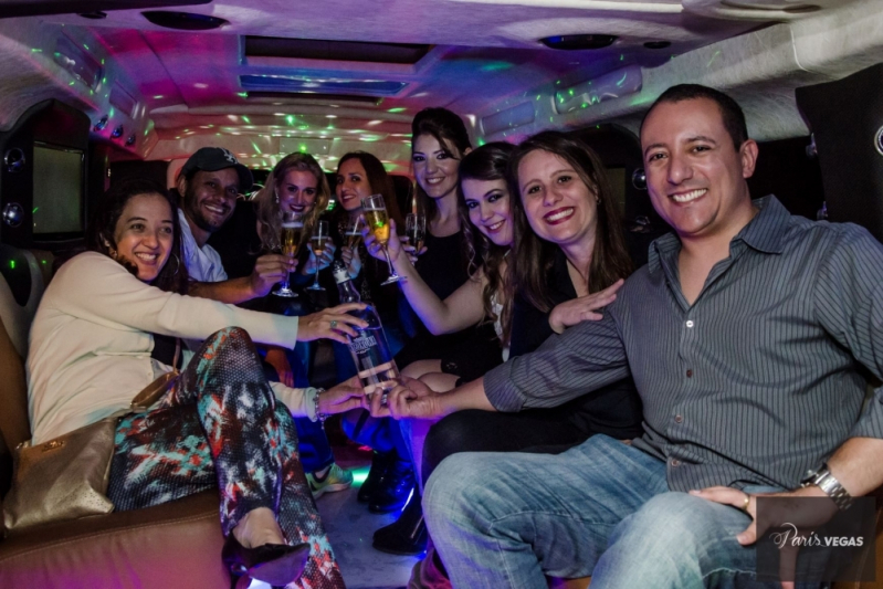 Limousines Luxo para Despedida de Solteiro Vila Prudente - Limousine Luxo para Jantar Romântico