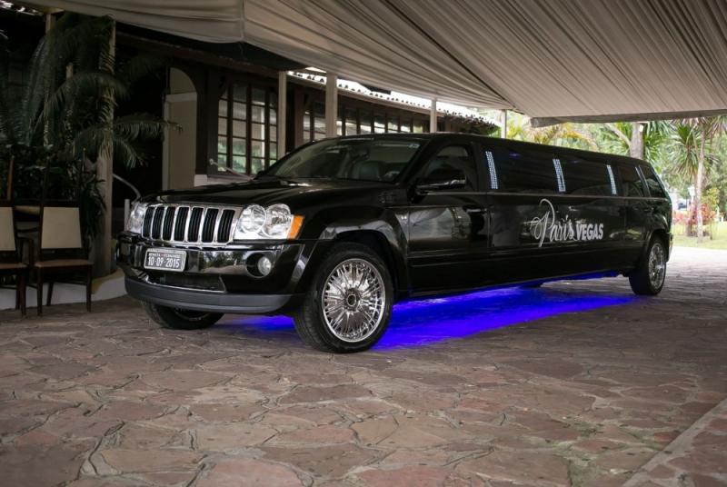 Limousines para Congressos Parque São Domingos - Limousine para Eventos Empresarial