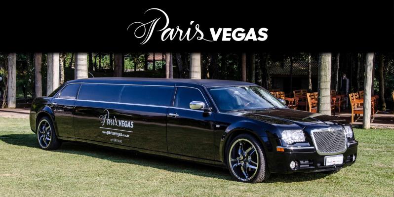 Limousines para Eventos Nova Piraju - Limousine para Bodas de Casamento