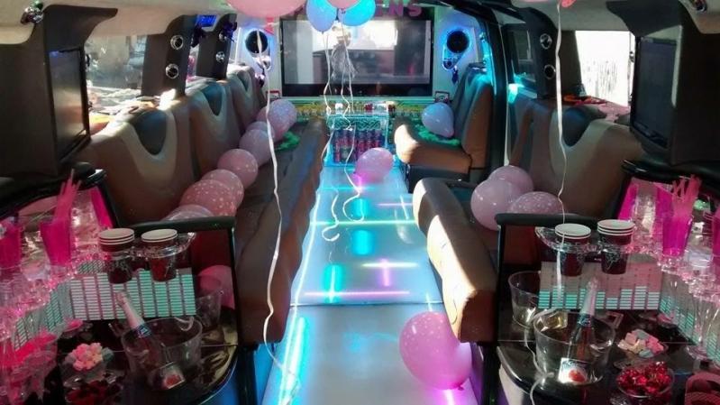 Locação de Limousine para Aniversário de 15 Anos Interlagos - Limousine para Bodas de Casamento