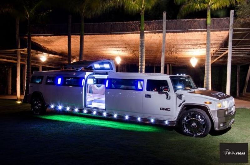 Locação de Limousine para Congressos Preço Taboão da Serra - Locação de Limousine para Seminário