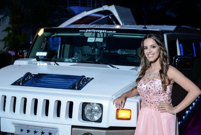 Locação de Limousine para Dia de Princesa Preço M'Boi Mirim - Locação de Limousine para Carnaval
