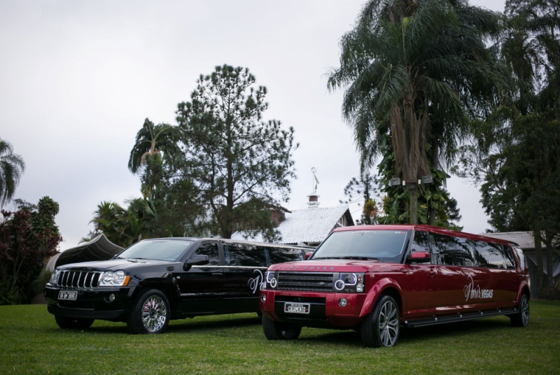Locação de Limousine para Eventos Jaçanã - Limousine para Bodas de Casamento