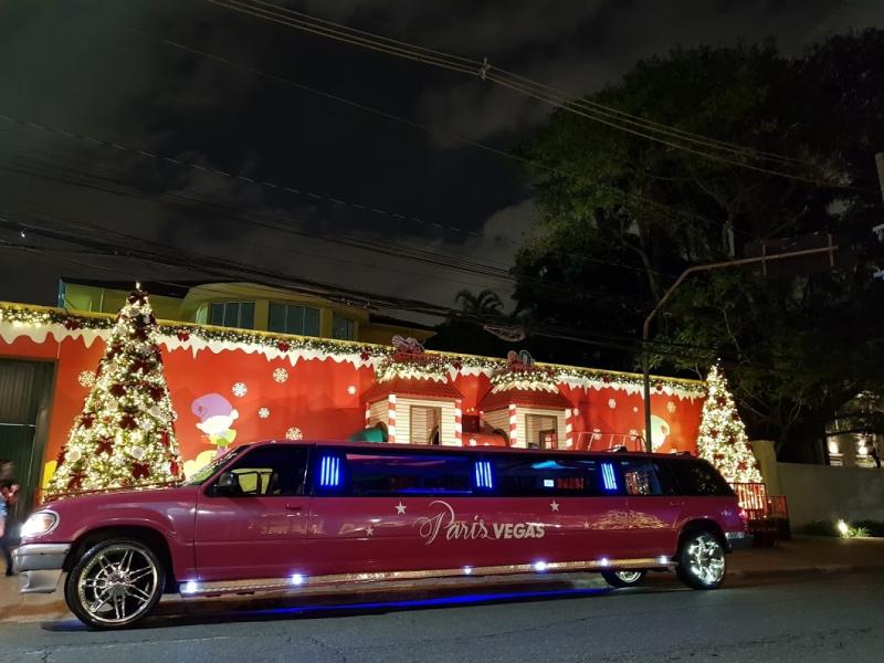 Locação de Limousine Rosa para Aniversário José Bonifácio - Locação de Limousine de Aniversário Debutante