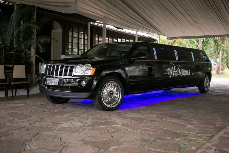 Locação de Limousines Pretas para Aniversário Parque Ibirapuera - Locação de Limousine de Aniversário Infantil