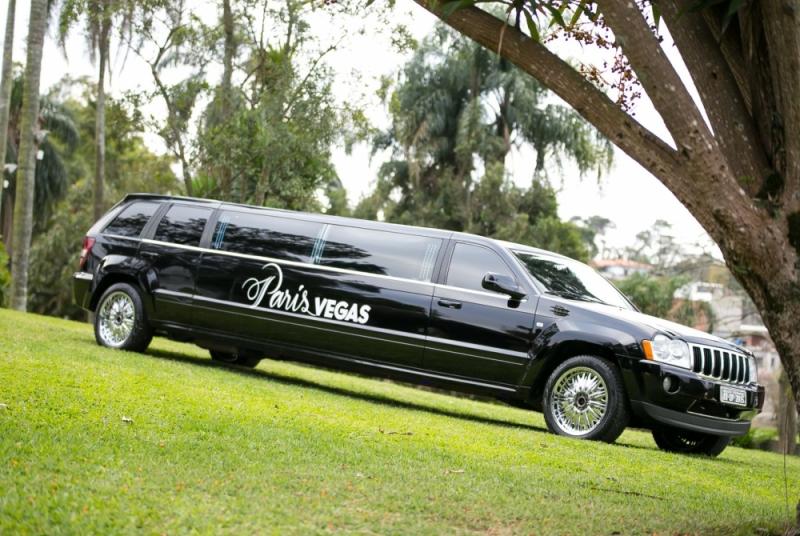 Onde Aluga Limousine para Empresas Jandira - Limousine para Congressos