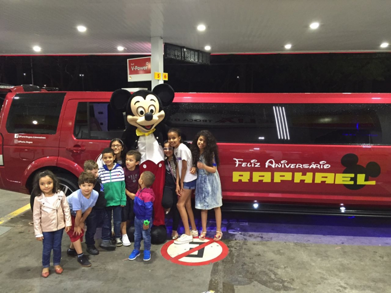 Quanto Custa Locação de Limousine de Aniversário Infantil Santa Isabel - Locação de Limousine de Aniversário Infantil