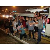 aluguel limousine para festa preço Sacomã