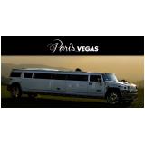 aluguel limousine para eventos empresariais