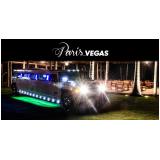 contratar limousine luxo para eventos Pari