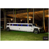 contratar limousine luxo para formatura São Domingos