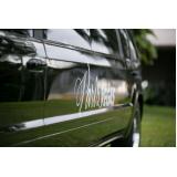 empresa de limousine para eventos de empresas Rio Claro
