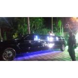 limousine aluguel casamento preço Vila Suzana