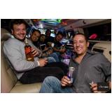 limousine balada preço Rio Claro