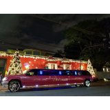 limousine de aniversário infantil orçar Raposo Tavares