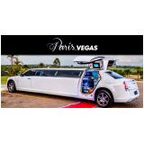 limousine de casamento preço Santa Cecília