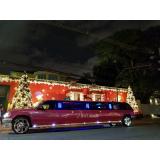 limousine luxo para eventos para contratar Jardim São Paulo