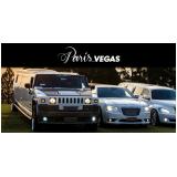 limousine para ações promocionais Araras
