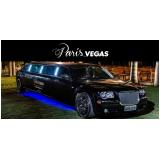 limousine para bodas de casamento