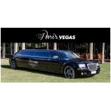 limousine para aniversário de luxo