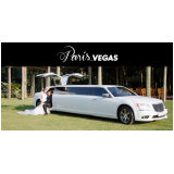 aluguel de limousine casamento