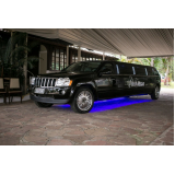limousines para eventos de empresas Guararema