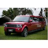 limousine para dia das mães
