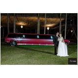 onde contratar limousine luxo para casamento Vila Sônia