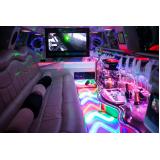 Limousines Luxo
